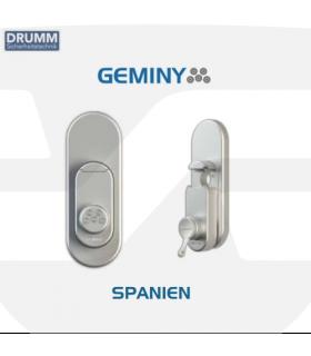Escudo protector magnetico Geminy Spanien de Drumm
