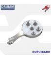 Llave copia o adiccional de los escudos geminy de Drumm