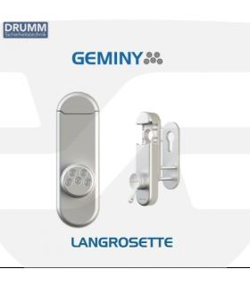 Escudo protector antivandálico, Geminy Langrosette de Drumm