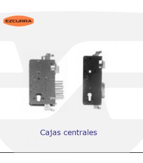 CAJA CENTRAL CERRADURAS EMBUTIR MULTIPUNTOS, EZCURRA