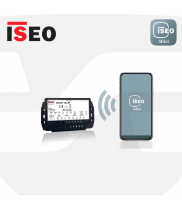 Smart Relay. Sistema de apertura remoto Argo, ISEO Zero1