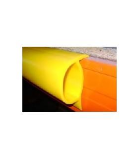 Protector para esquinas redondo y hueco de 120x45mm, TT037, TopTop