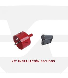 Kit instalación escudos Eco.