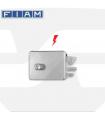 Cerradura eléctrica puertas correderas, 380-EGR, Fiam