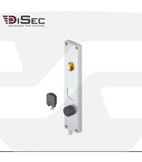 Bloqueador pasador magnético para puertas correderas KTN500MG, Disec