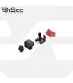 Protectores magnéticos de conector vehiculos MG-OBD de Disec