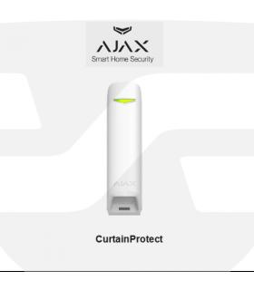 Detector fotoeléctrico AJ-CURTAINPROTECT de Ajax