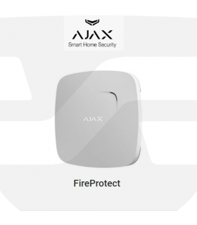 Detector de humo FIREPROTECT de Ajax