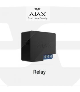 Relé control remoto, contacto seco AJ-RELAY de Ajax