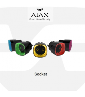 Enchufe inteligente con control remote AJ-SOCKET de Ajax