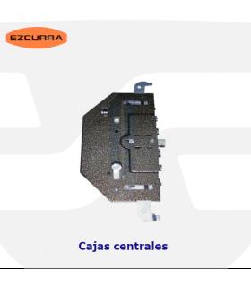 CAJA CENTRAL CERRADURAS EMBUTIR MULTIPUNTOS, SERIE 3040, EZCURRA