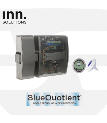 Cerrojo seguridad con tecnología de detección BQ, INN LOCKS