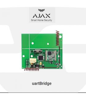 Módulo de integración Uart Bridge de Ajax