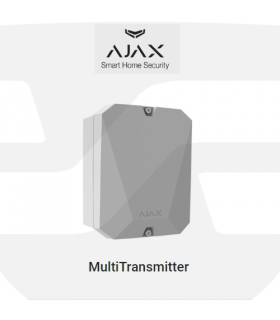 Módulo de integración inalámbrico MultiTransmitter de Ajax