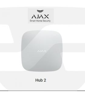 Unidad central de alarma  inalámbrica HUB 2 de Ajax