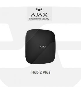 Unidad central de alarma inalámbrica HUB 2 Plus de Ajax