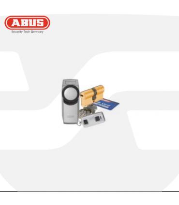 Kit Dispositivo apertura puertas motorizado,  ABUS