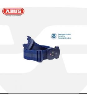 Correa ajustable TSA especial aduana, ABUS