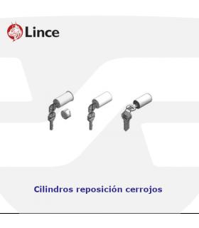 Cilindros reposición  cerrojos de Lince