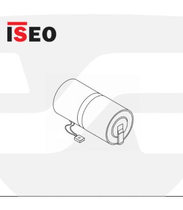 Batería de litio de cilindro Libra, Iseo