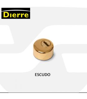 Escudo Seguridad 40mm para cerraduras perfil europeo Mia, Dierre