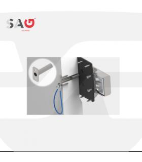 Protege cable candados de vehiculos Nova+ y EP-N5, SAG SEGURIDAD