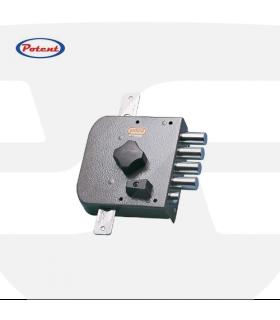 Cerradura Sobreponer Cilindro Pompa 515 de Potent