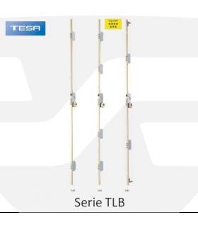 Cerradura embutir alta seguridad Serie TLB, TESA