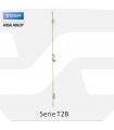 Cerradura embutir alta seguridad Serie T2B, TESA