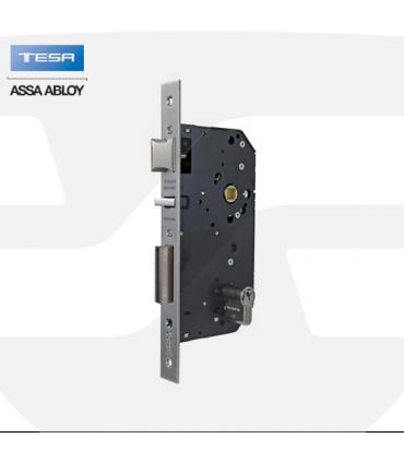 Cerradura automática cortafuego 203MN, TESA