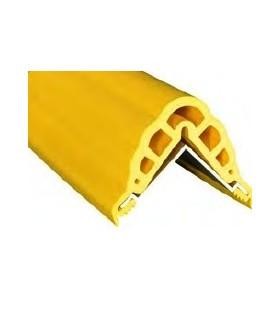Esquinera alta protección hueca c/perfil de aluminio, TopTop