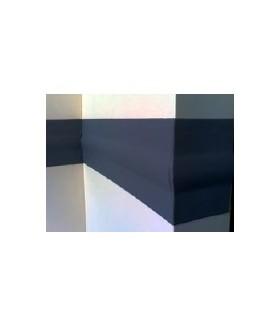 Bandas protectoras y decorativas de 9 mm. de expesor, 15 m/l, Top Top