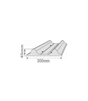 Divisor de calzadas Rf043, TT136 Toc-Toc
