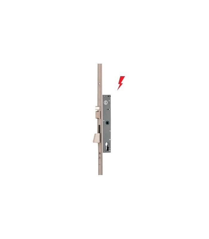 Cerradura el ctrica multipunto embutir 3p electa iseo - Precio cerradura electrica ...