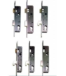 Cerradura embutir métalica Serie 740, Iseo