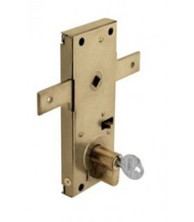 Cerradura bloqueo magn tica puertas basculantes mg700 for Tipos de cerraduras para puertas