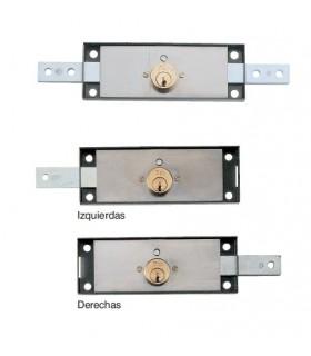 Cerradura persiana metálica , Serie 641014, ,ISEO