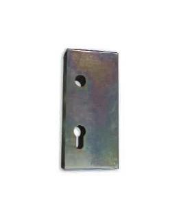 Caja cubre cerradura gancho puertas correderas, 80-270, Gayner
