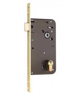 Cerradura embutir monopunto 805E, AZBE