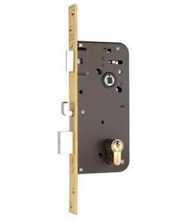 Cerradura embutir monopunto antipalanca Serie 48, AZBE