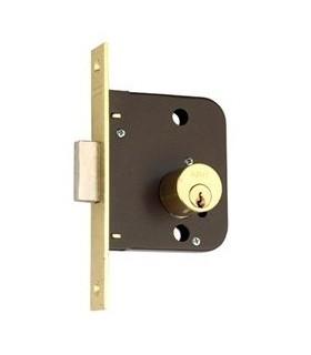 Cerradura embutir monopunto 45, AZBE