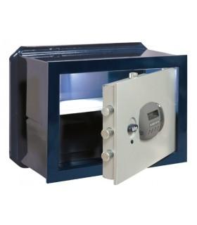 Caja fuerte embutir alta seguridad con dectector dactilar Ram-Touch, VIRO