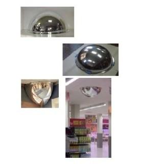 Espejos hemiféricos interior, CV Tools