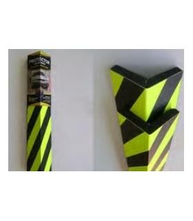 Protector de columnas esquinera ángulo recto diagonal de 750x190x20. 2Uds, serie TT, TOPTOP