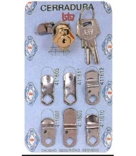 Cerradura buzon kit , BTV