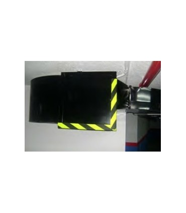 Protección y señalizador para conductos de ventilación, TT095, TopTOP