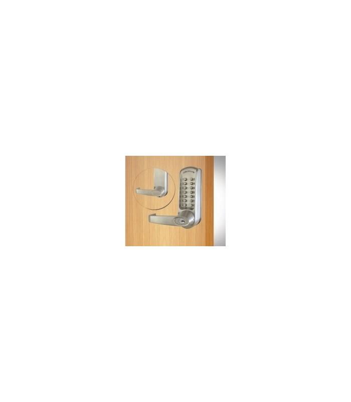 Cerradura mec nica para puertas exteriores cl600 for Cerraduras para exterior
