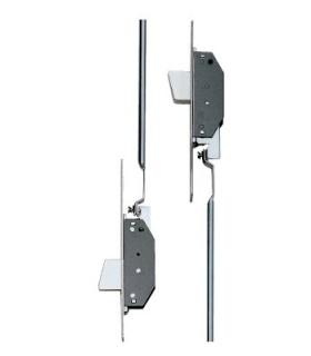 Desviadores para cerradura embutir metalica multipunto, Iseo