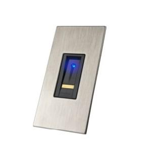 Escáner biometrico para embutir en puerta o marco,IN E WN1, EKEY