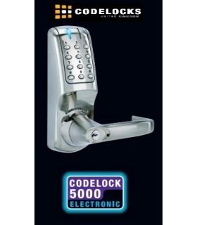 Cerradura electrónica con teclado para exteriores o interiores. CL5000, CodeLocks